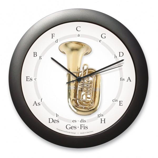 "Quintenzirkeluhr ""Tuba"""