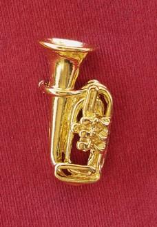 """Tuba"" als Pin"