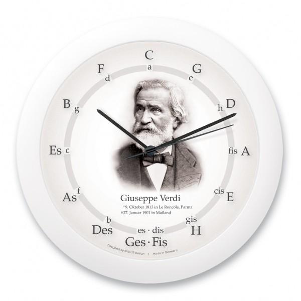"""Quintenzirkeluhr """"Giuseppe Verdi"""""""