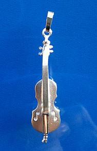 """""""Cello"""" als Anhänger"""