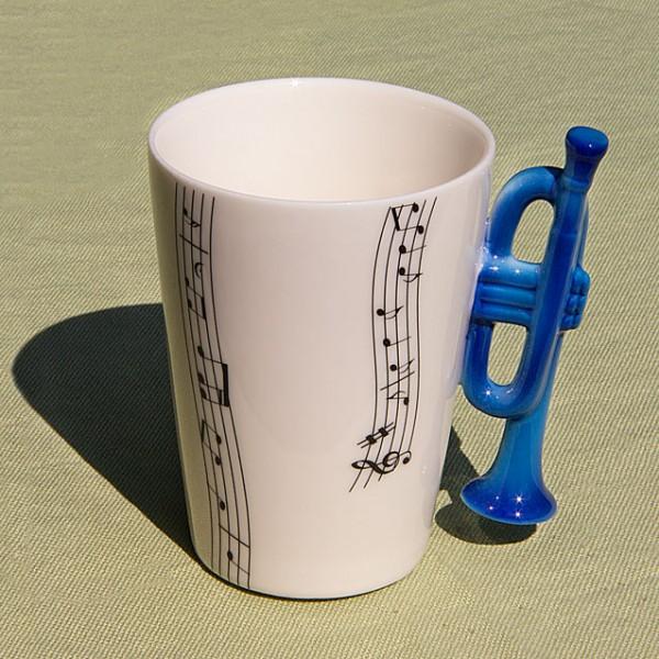 "Tasse ""Trompete"""