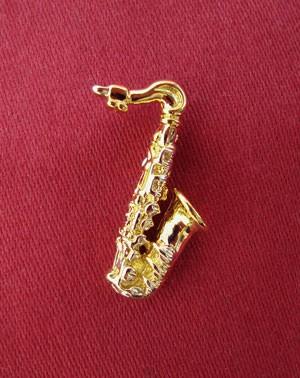 """""""Tenor-Saxophon"""" als Pin"""