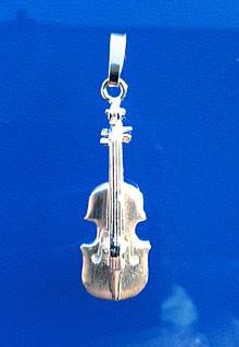 """""""Kleine Geige"""" als Anhänger"""