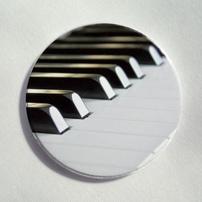 "Button ""Klavier"""