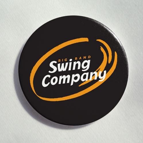 """Fan-Button Bigband """"Swing Company"""""""