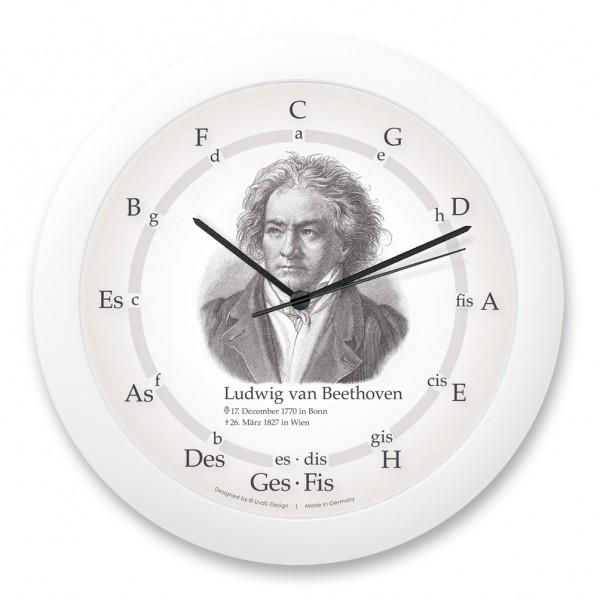 """Quintenzirkeluhr """"Ludwig van Beethoven"""""""