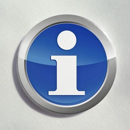 """Button """"Info"""""""
