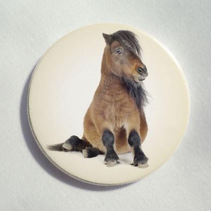 """Button """"Pony"""""""