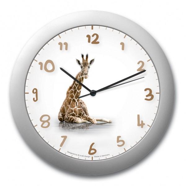 """Wanduhr """"Giraffe"""""""